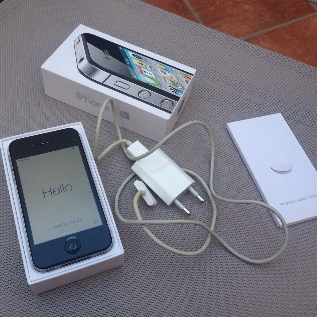 Iphone 4s 16gb Libre Cambio Reservado Iphone 4s 16gb Libre Por Material