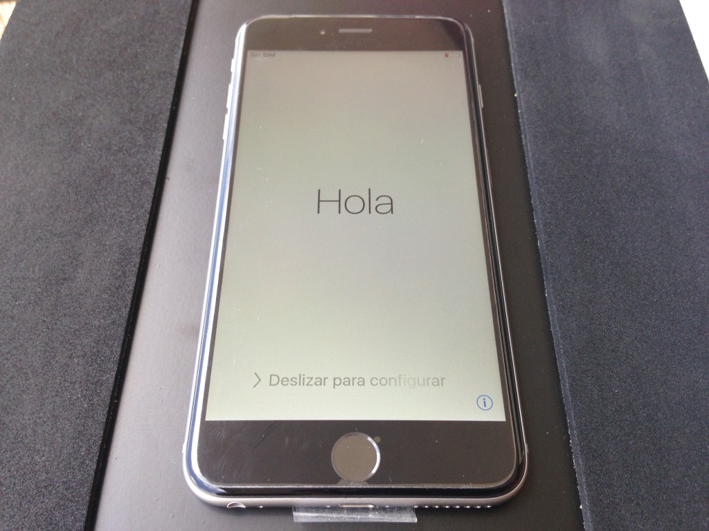 Comprar Iphone 5s Libre Nuevo Comprar Nuevo Iphone 6 Plus 16gb Spacey Grey Libre