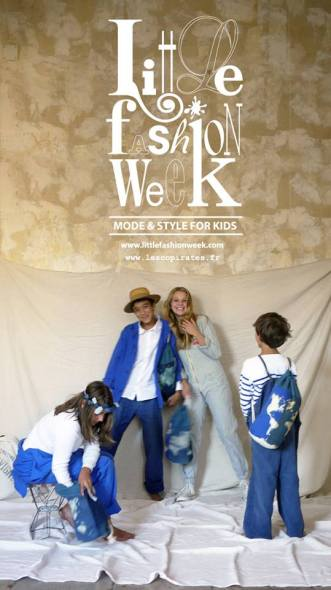 little Fashion Week Collectif Copirates