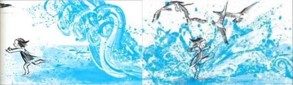 Illustrazioni-di-Wave-di-Suzy-Lee-Silent-Book