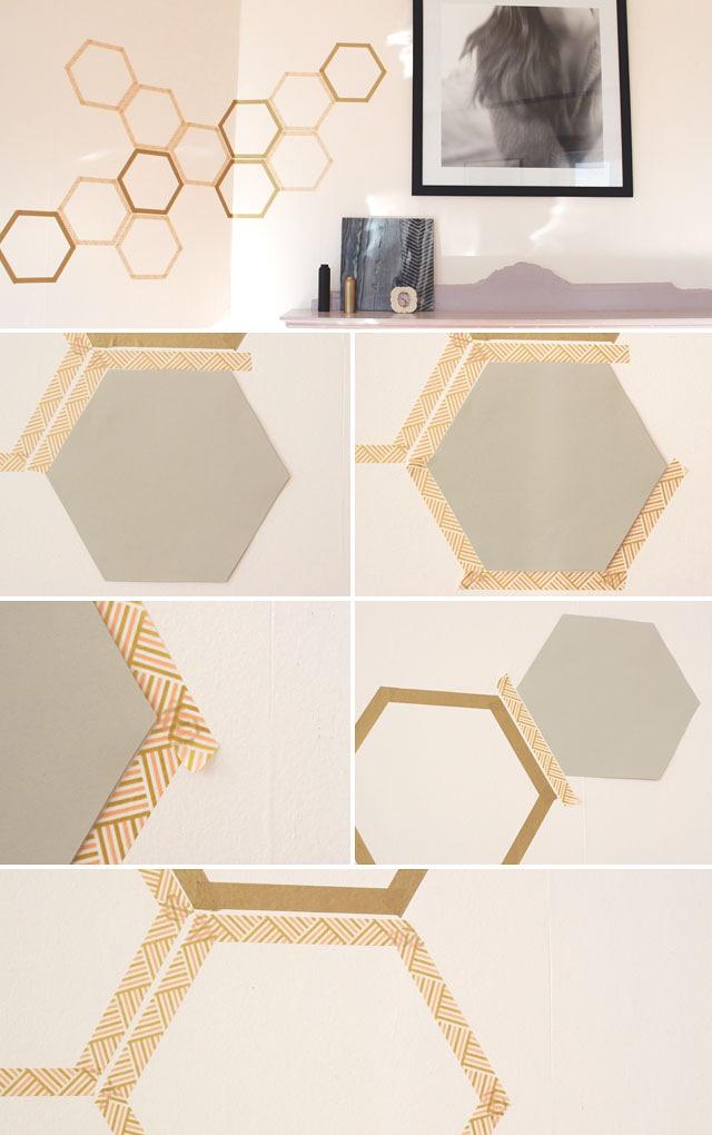 Honeycomb-Project_washitape