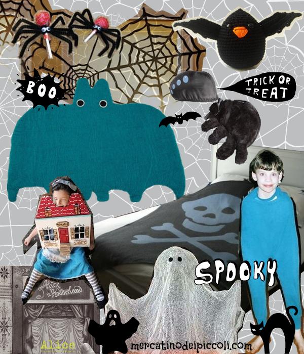 halloween decorazioni per casa e bambini