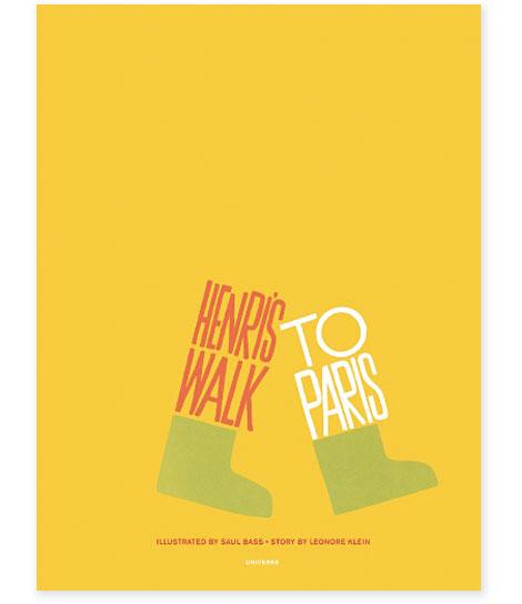 henry walks to paris