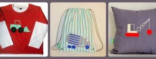 <!--:it-->Le Macchinine! Ovvero magliette, cuscini e zainetti<!--:-->