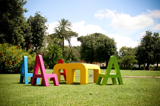 letters arredi cameretta