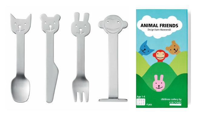 posate_animalfriends bambini