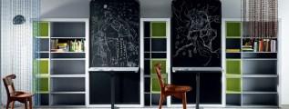 Direttamente dalla Spagna, ecco i mobili componibili, trasformabili, di design di Lagrama
