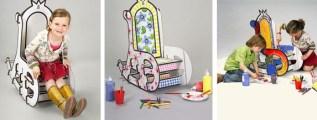 <!--:it-->La sedia a dondolo in cartone da far dipingere ai bambini<!--:-->
