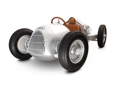 strictly-limited-audi-auto-union-scale-replica-pedal-car