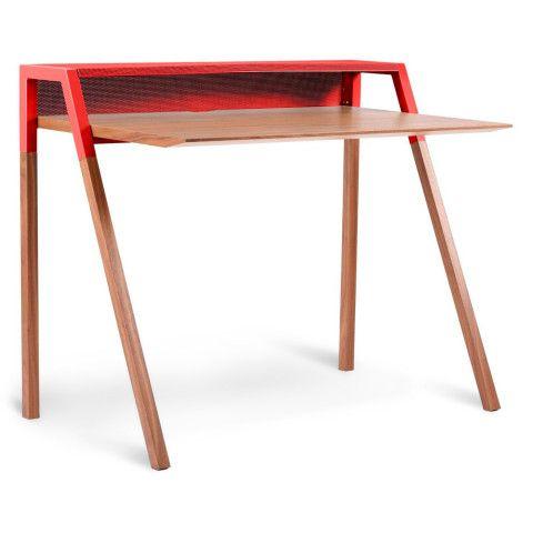 Rosso e legno