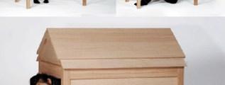<!--:it-->Geniale: il tavolo da pranzo si trasforma in casetta<!--:-->