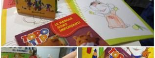 Il topino che aiuta i bambini #VivaTopoTip