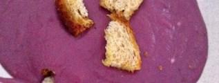 Liberiamo una ricetta: Vellutata di carote Viola #liberericette