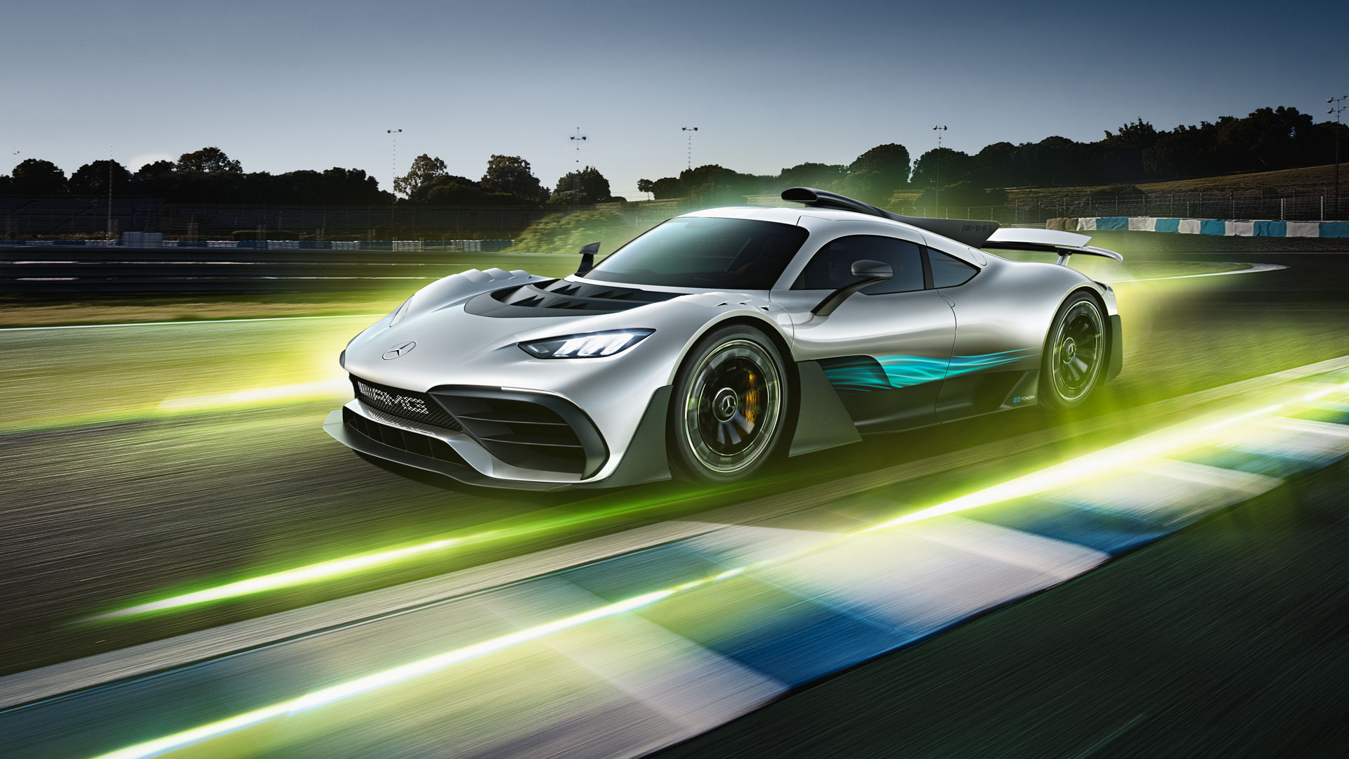 Mercedes Amg Mercedes Amg Project One