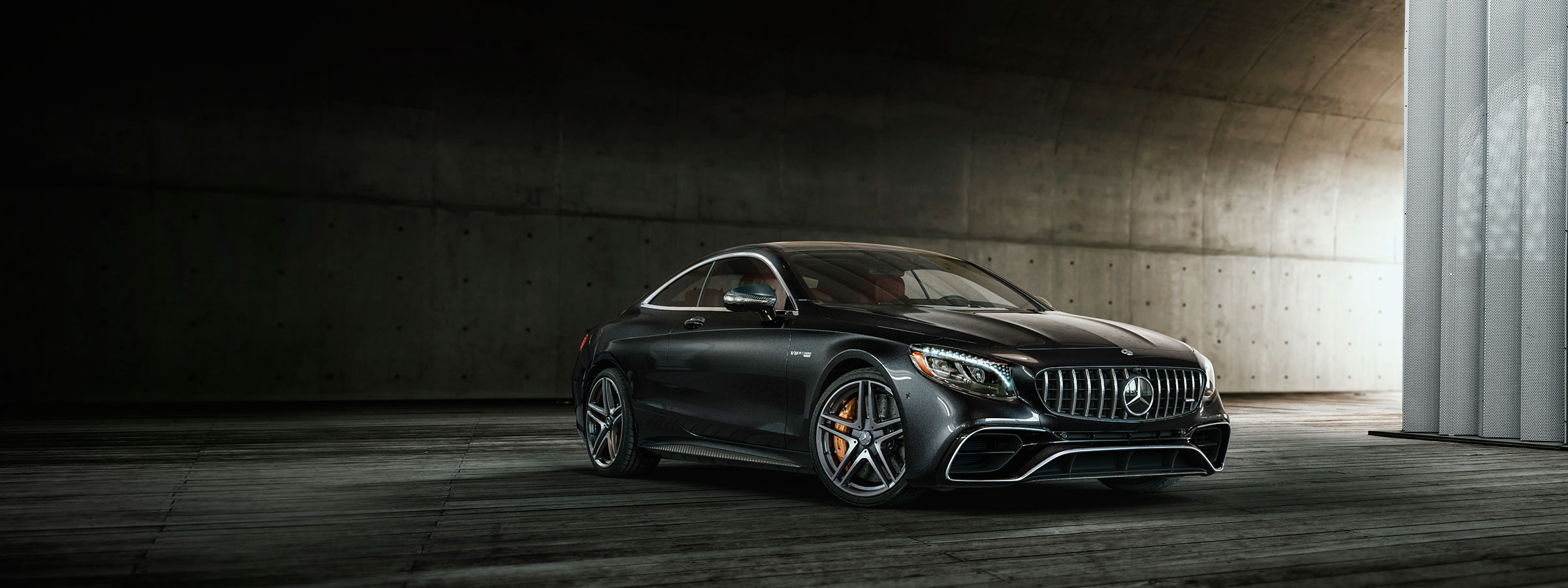 Mercedes Amg 2019 Amg S Class Coupe