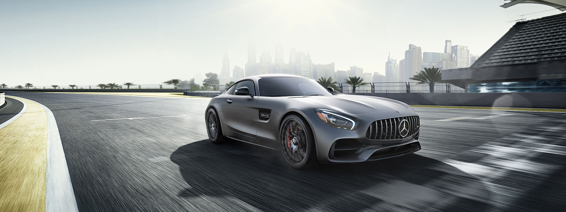Mercedes Amg 2018 Mercedes Amg High Performance Gt C Coupe Sports Car