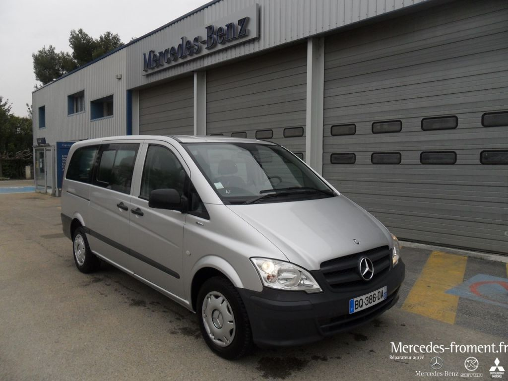 Mercedes Neuf Vito Vito Mercedes 9 Places Mercedes Vito 9 Places Abicar