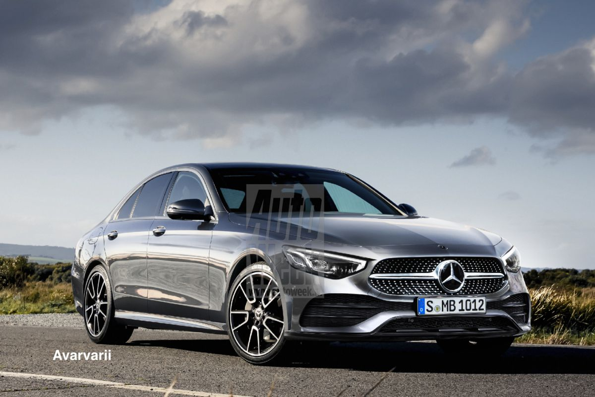 New C Class 2020 Mercedes Benz C Class Rendered How Close Is It
