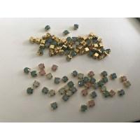 Strass en cristal 6 mm - mercerie voilage