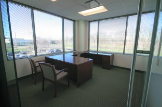 100 PSCC Suite 250 Corner Office