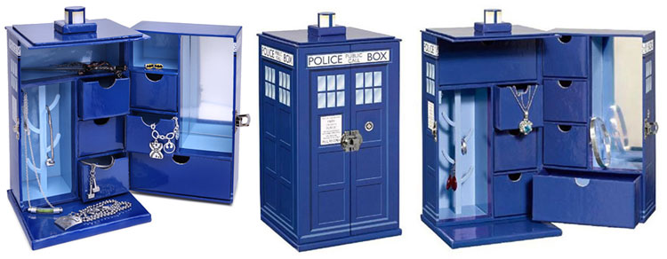 Site Special Feature All Things Tardis Updated