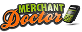 The Merchant Doctor Sticky Logo