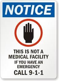 Not a medical facility