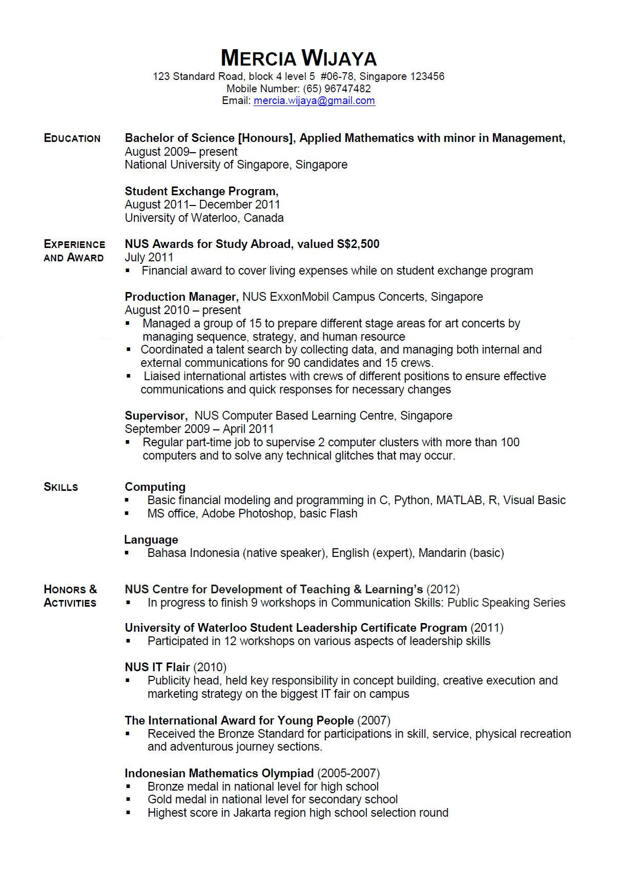 Waukesha County Technical College Our Opportunities Resume And Cover Letter Images Frompo