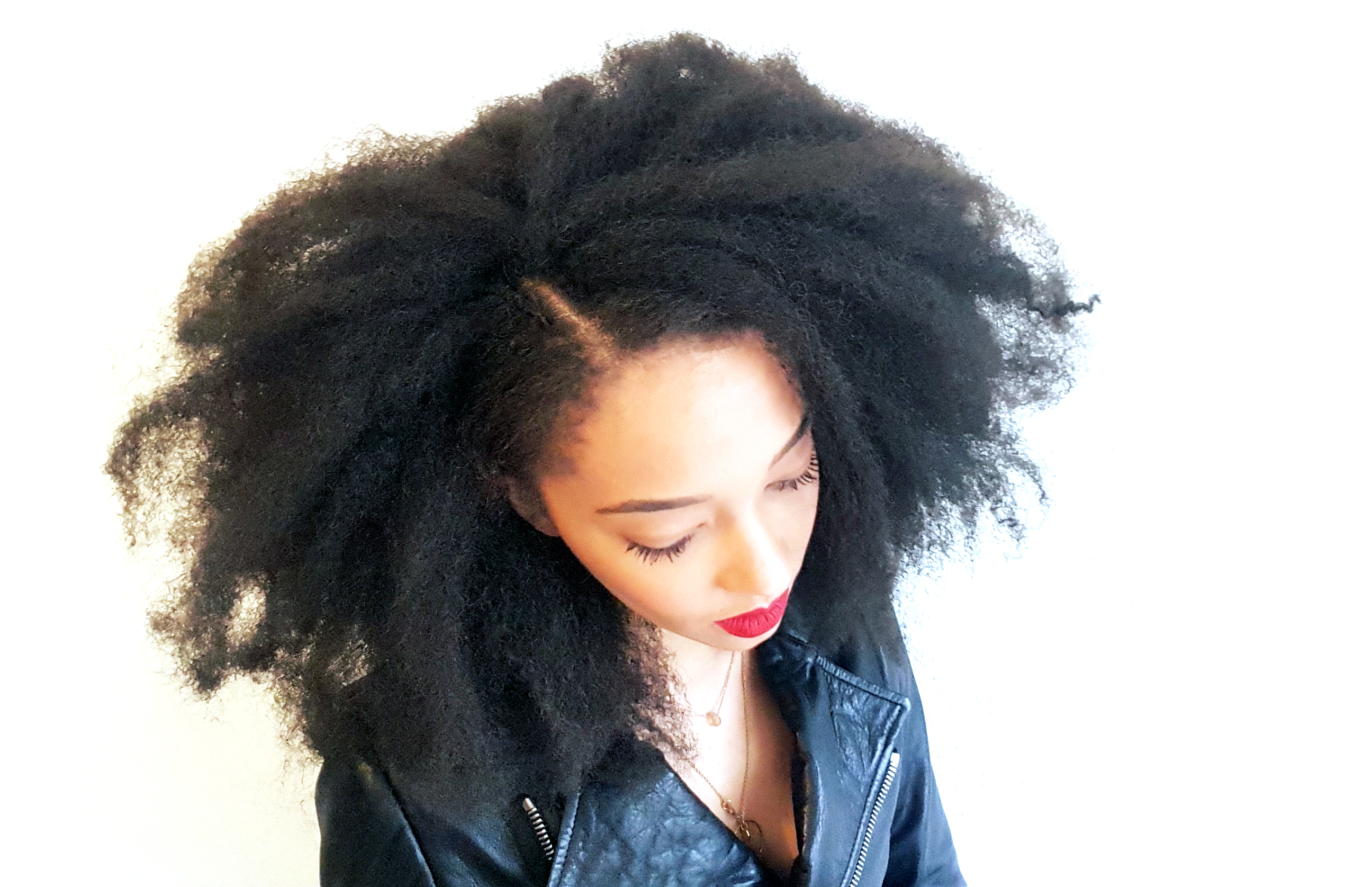 Coiffure Afro Nappy Cheveux Mercredie