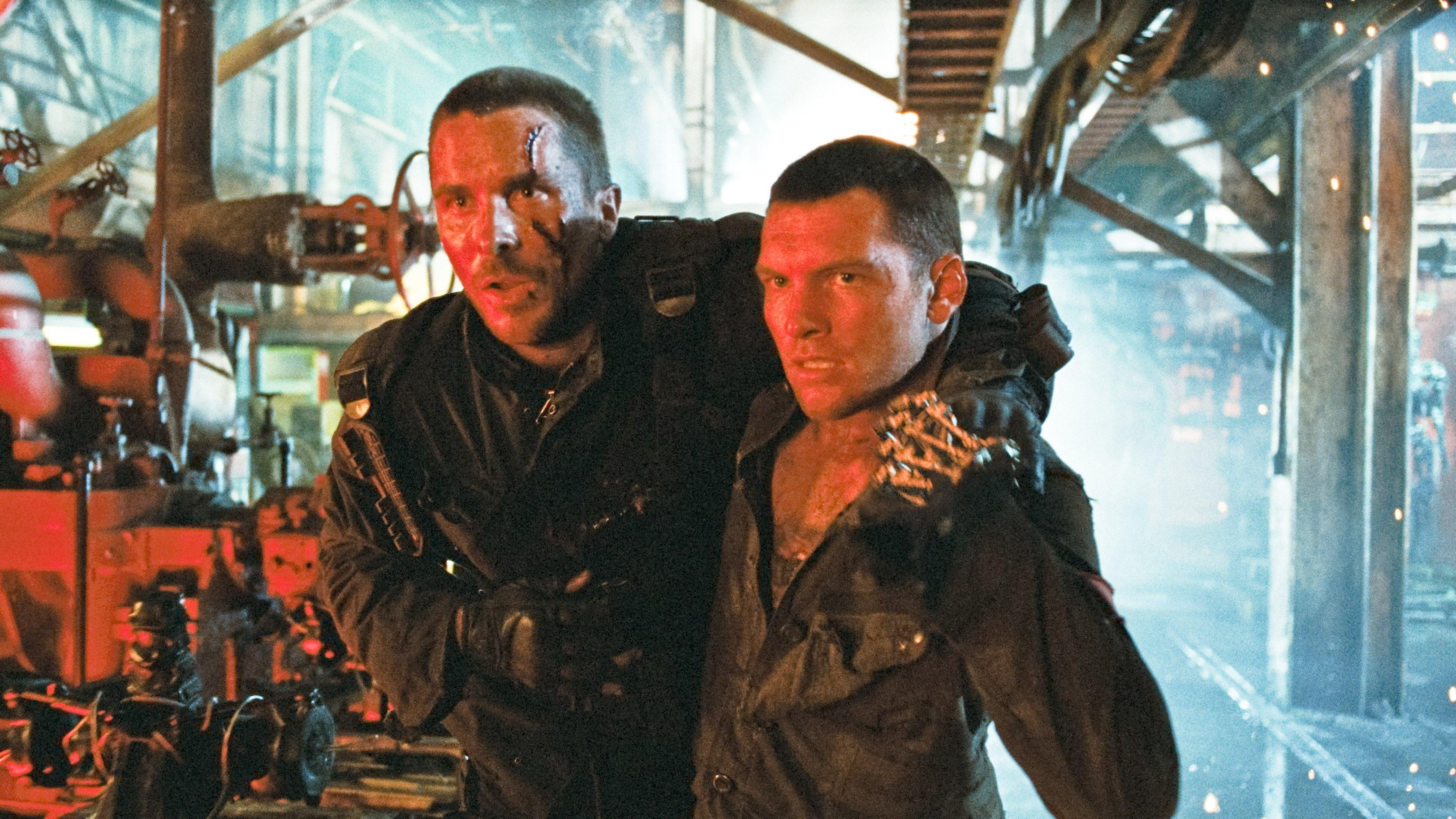 Terminator Salvation Review Terminator Salvation Is Just A Lot Of Noise The