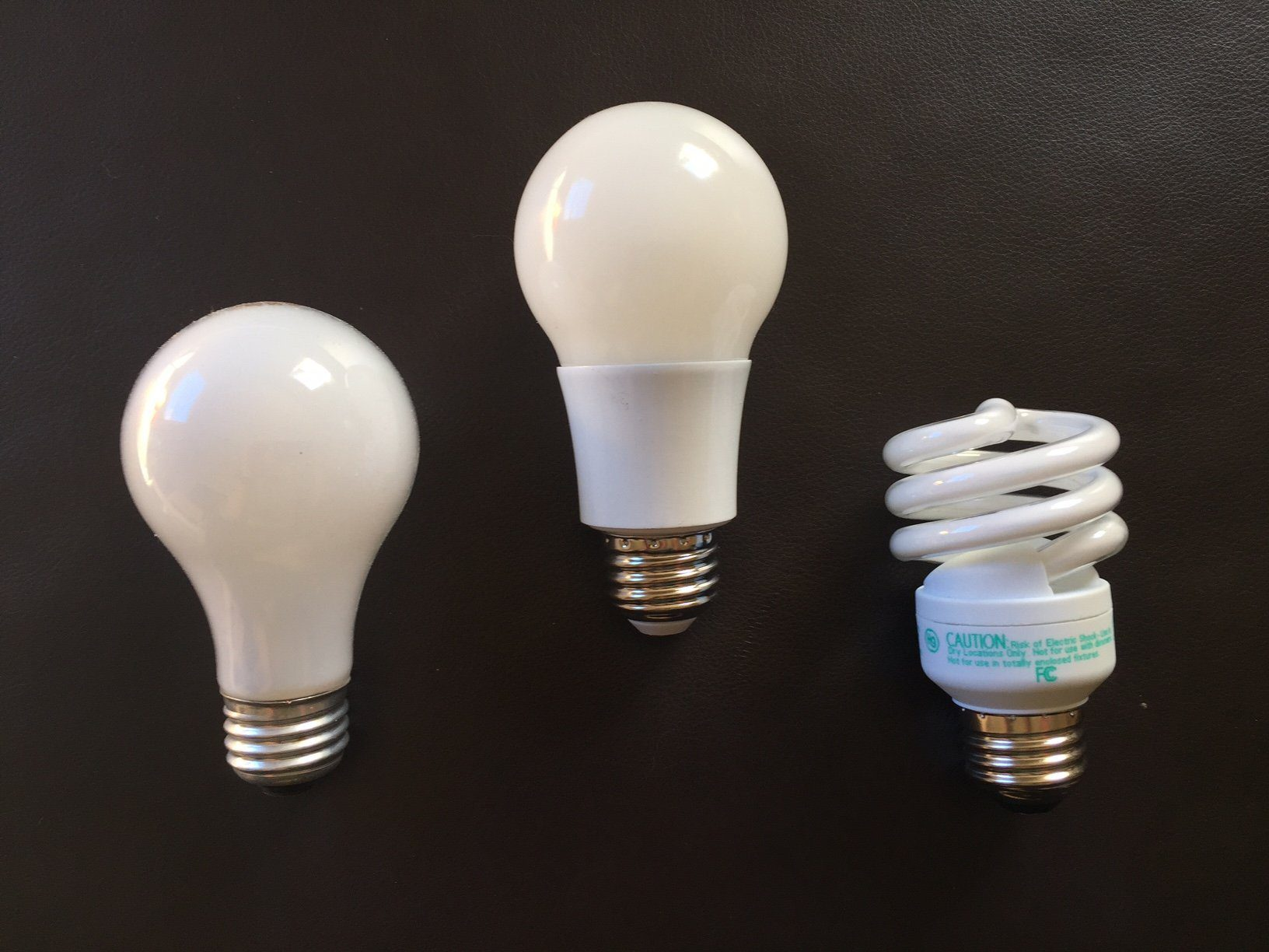 Lightbulb Lights A Primer On The New Law That Will Banish Incandescent Bulbs In