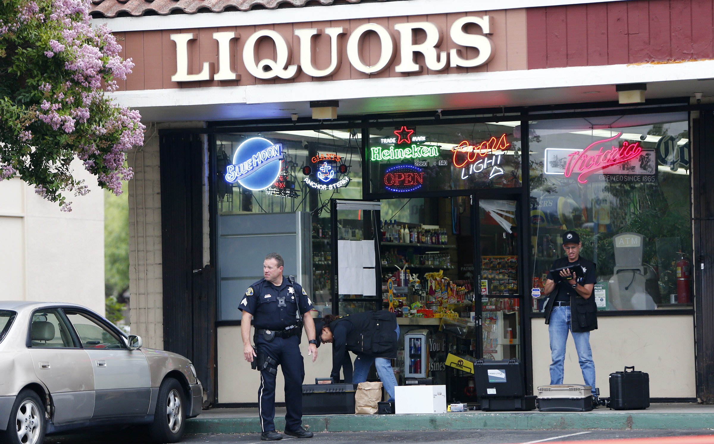 Ici Store San Jose Liquor Store Owner Found Shot To Death In Robbery