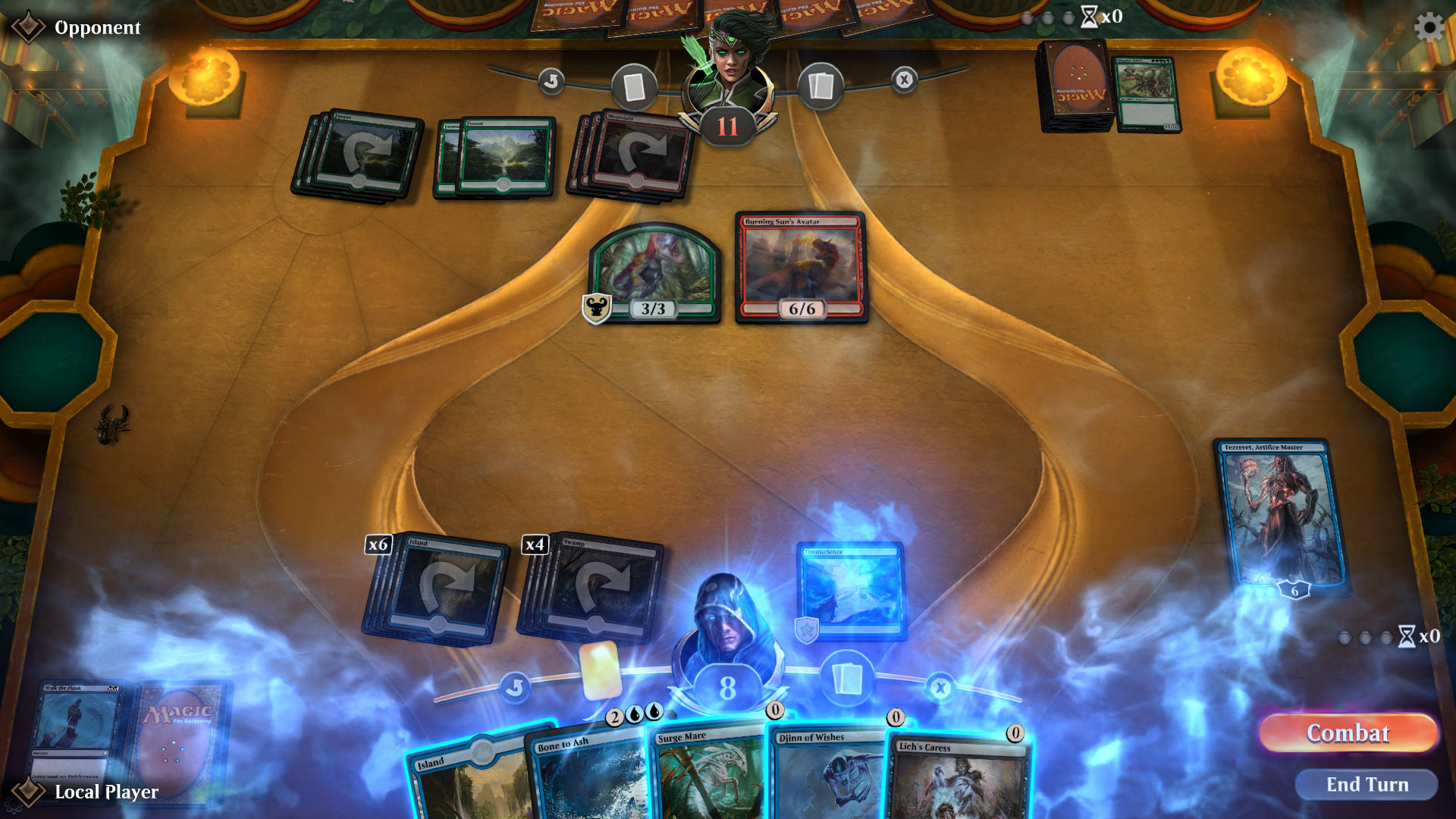 Arena Game Preview Is Magic The Gathering Arena Getting It Right