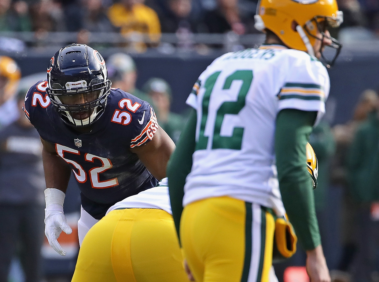 D Deals How Khalil Mack Aaron Donald Deals Could Impact Free Agency