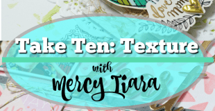 Take Ten: Texture Class is in session!