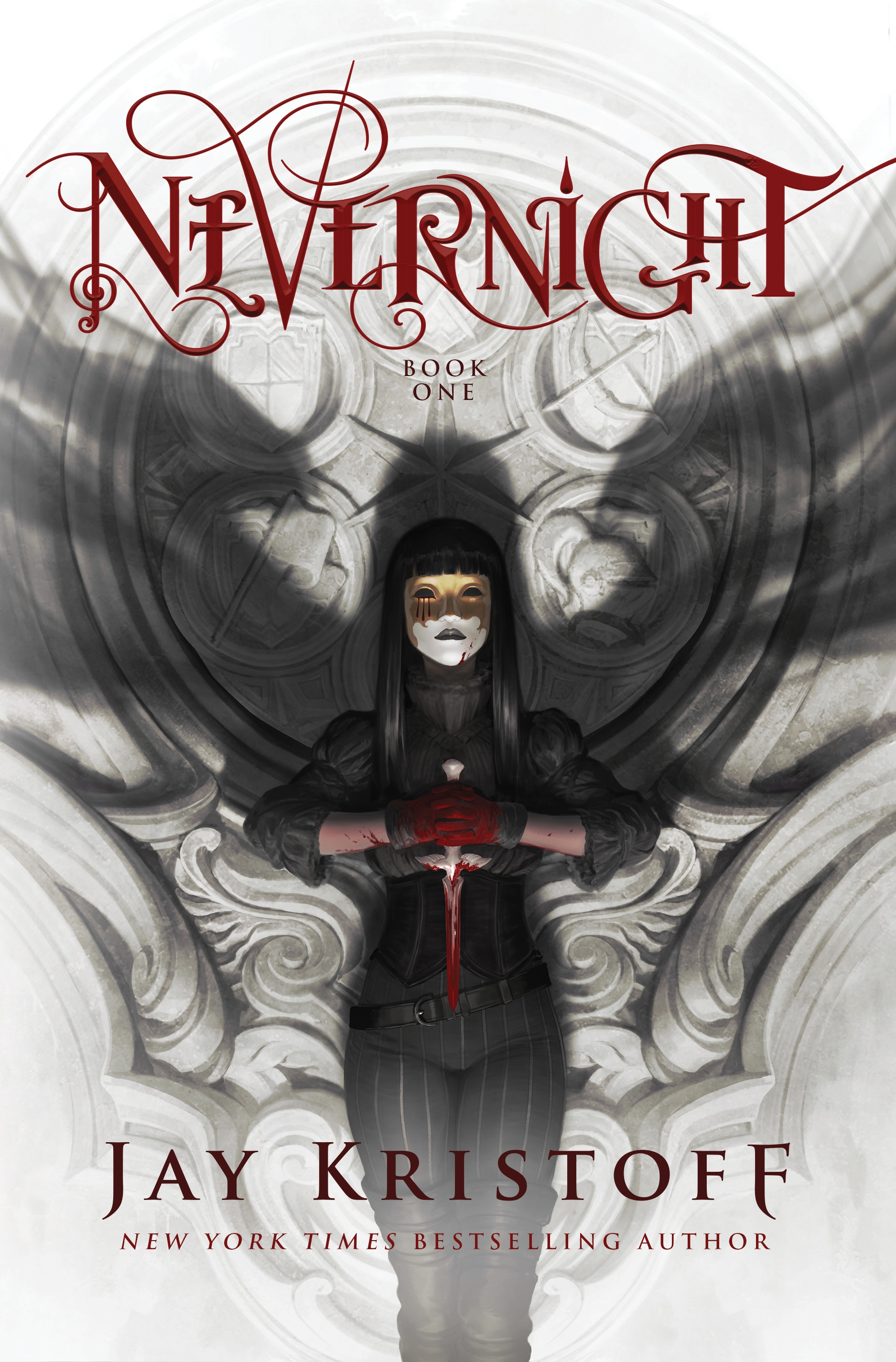 Blog Tour Review + GIVEAWAY: Nevernight by Jay Kristoff