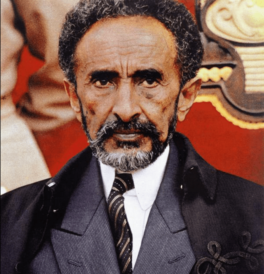 Emperor Haileselassie I of Ethiopia was born on this day 123 years ago (July 23, 1892)