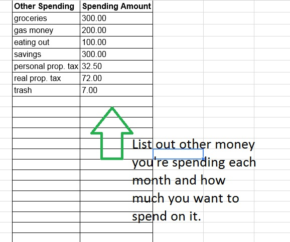 How to Create a Budget in 10 Minutes - Meredith Rines