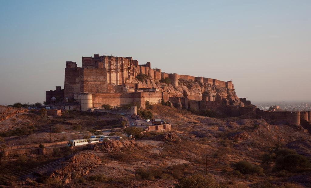 Jodhpur-Mehrangarh-Fort