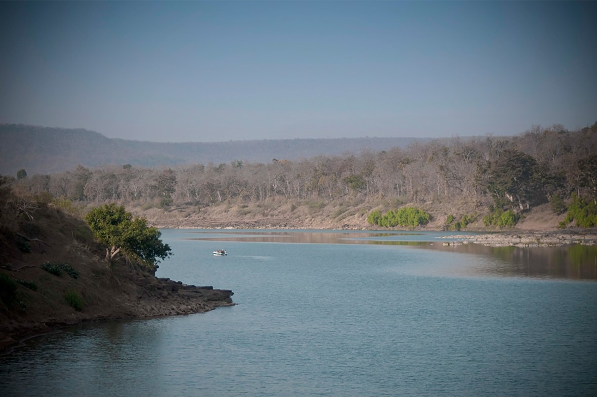 Ken River Panna National Park