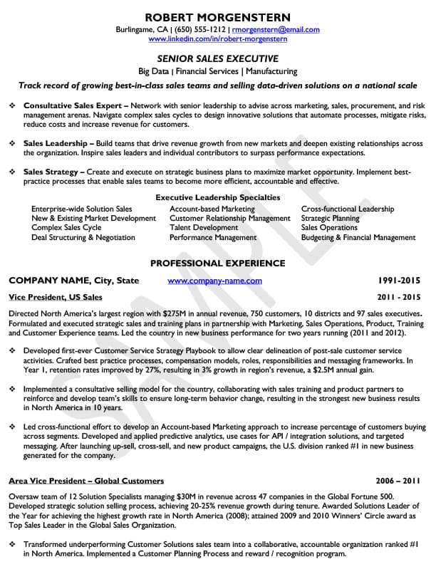 Resume Samples - Merideth Mehlberg International LLC - fixed base operator sample resume