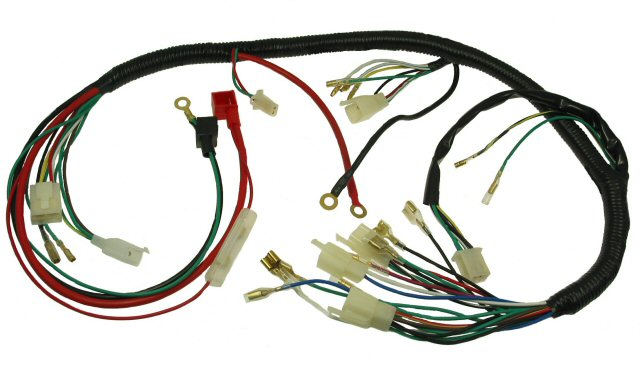Wire Harness Components - Data Wiring Diagram Update