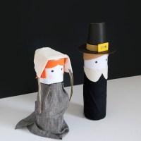 Pringle Can Pilgrims