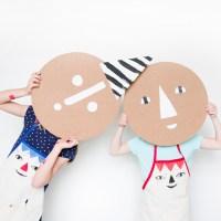 Kids Craft Camp: Portrait Unit