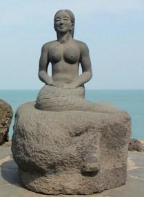 Jeju Mermaid Statue