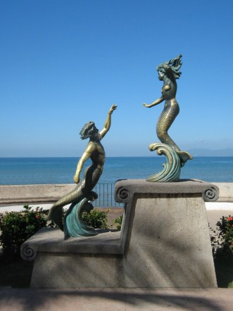 Triton and Nereida