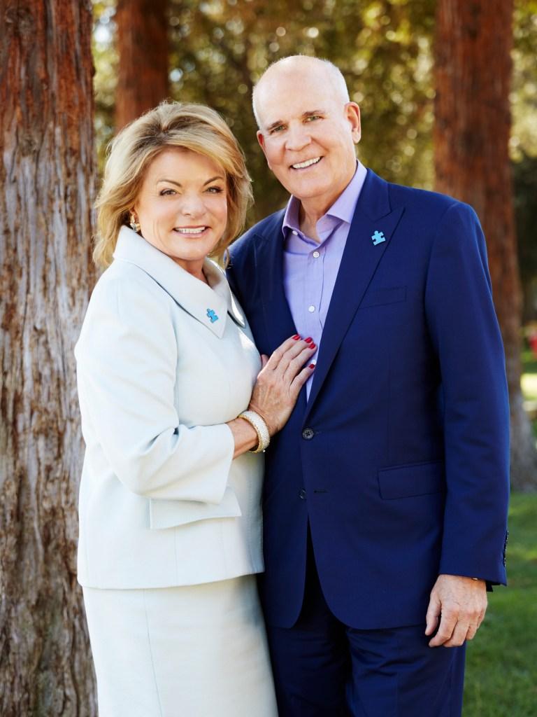Bob and Suzanne Wright