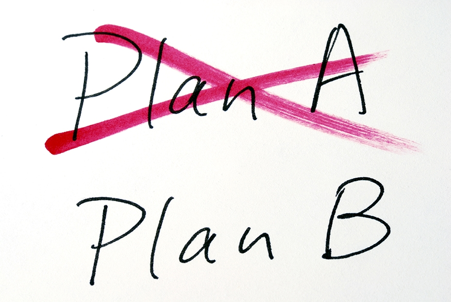 What\u0027s your Plan B? - Financial Planning for When Things Go Wrong