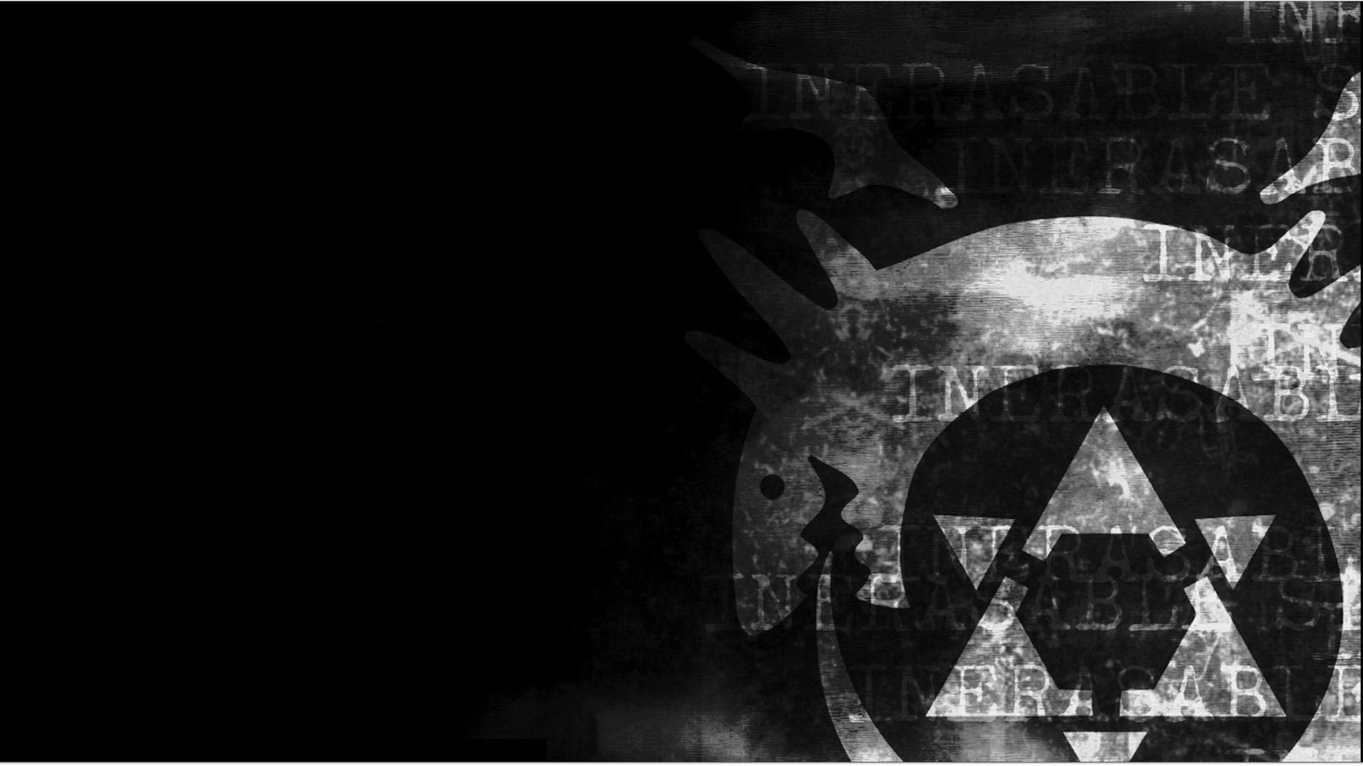 Fma Wallpaper Quotes Fullmetal Alchemist Over Thinking It