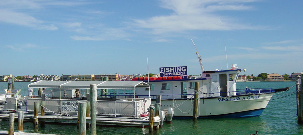Merry Pier \u2013 Pass-A-Grille Fishing, Boating and Fish Market
